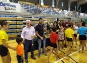 Nombroses activitats a la clausura dels Cursos Esportius d'Estiu