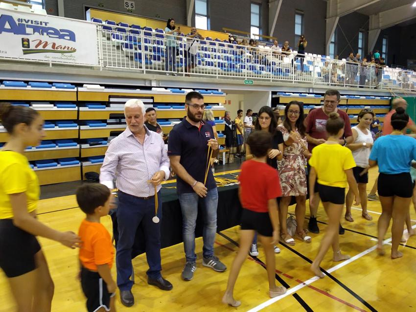Numerosas actividades en la clausura de los Cursos Deportivos de Verano