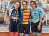 Cristina Succi aconsegueix 5 ors i 3 plates a l'Autonòmic de Ciclisme en Pista