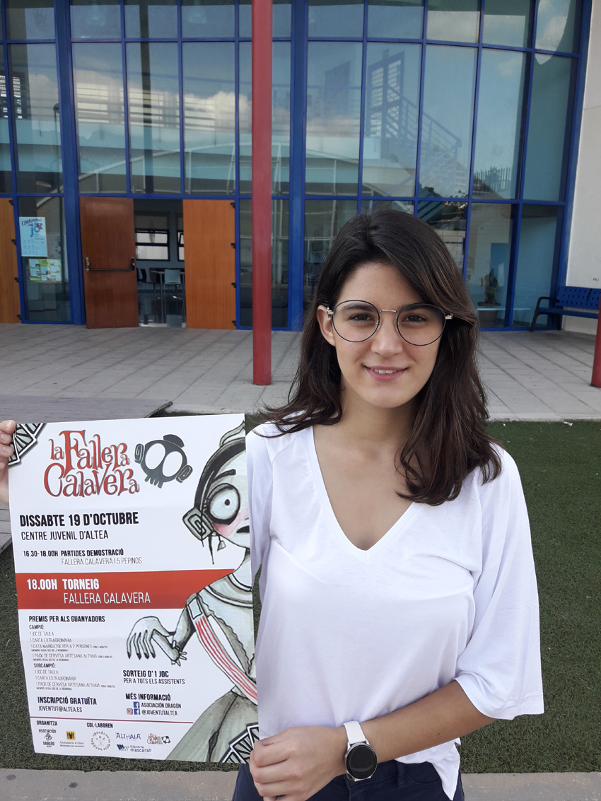 Joventut anuncia una nova edició de la Fallera Calavera