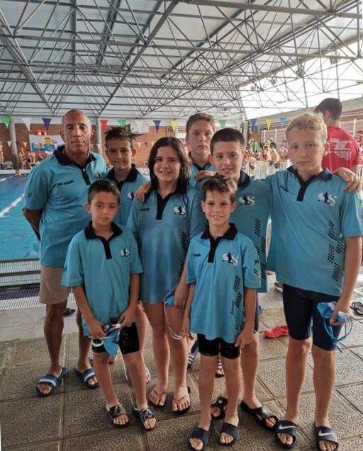 El nadador alteà Javier Álvarez participarà en la IV Concentració Autonòmica Benjamin