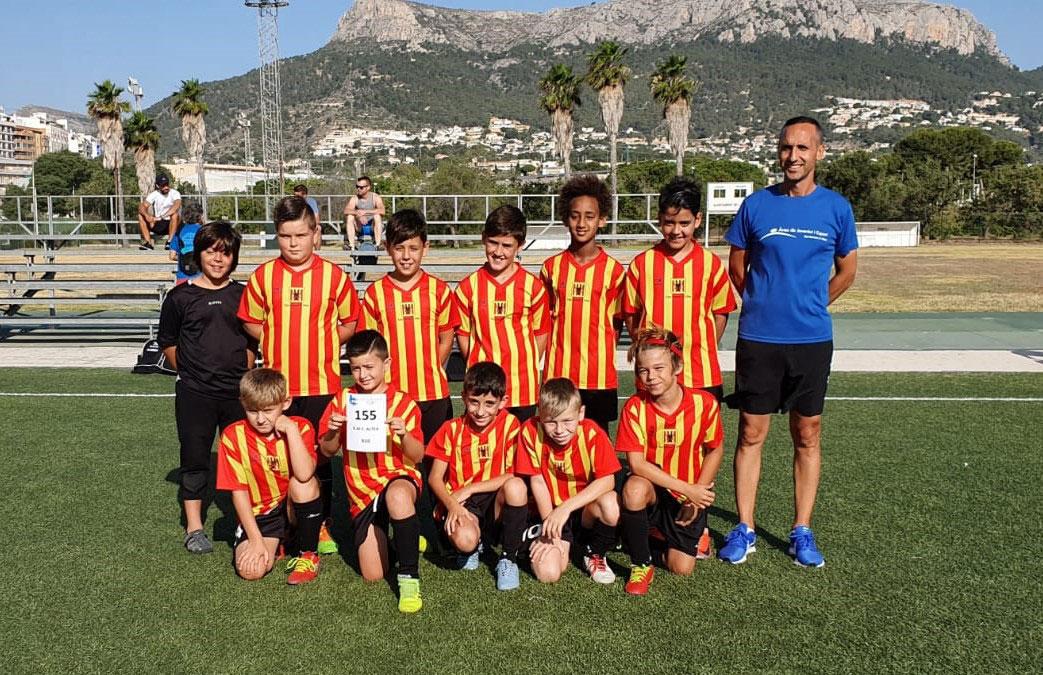 Equips alteans participen en la 26a edició de la Costa Blanca Cup