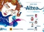 Altea s'estrena hui com a capital cultural de la Comunitat Valenciana 2019-2020