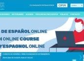 Abierto el plazo de inscripción a los cursos de castellano online para ciudadanos extranjeros