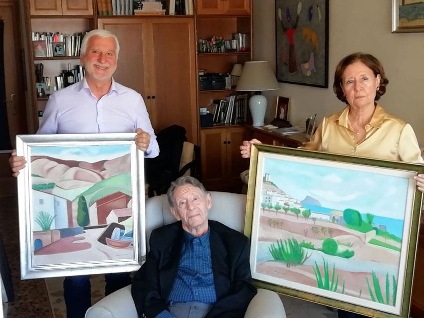 La col·lecció alteana de Navarro Ramón suma dos noves obres