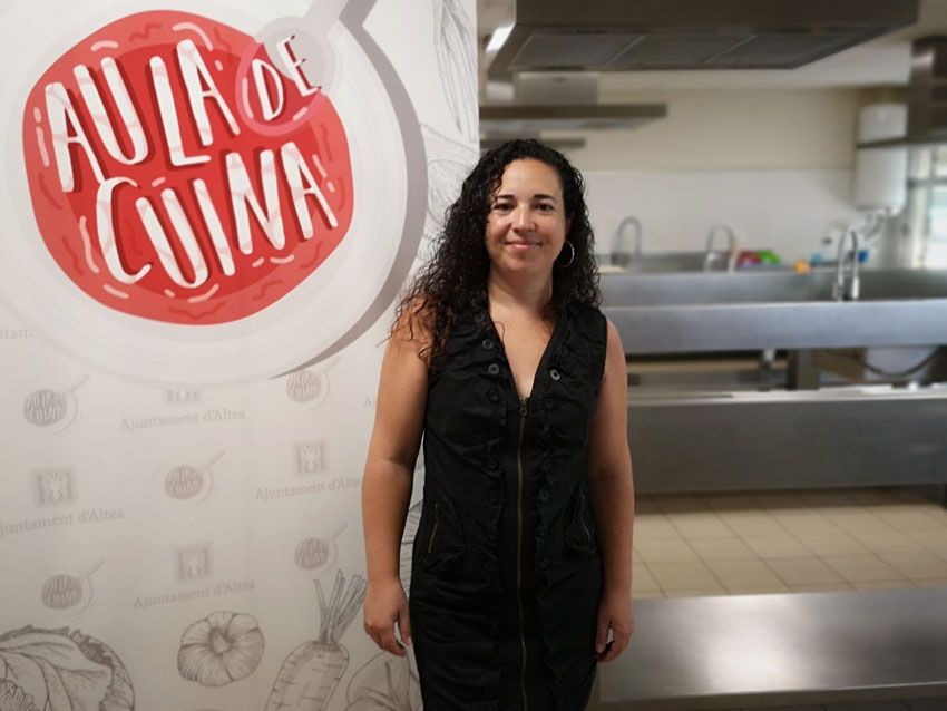 Igualtat organitza un curs de cuina per a homes majors de 45 anys
