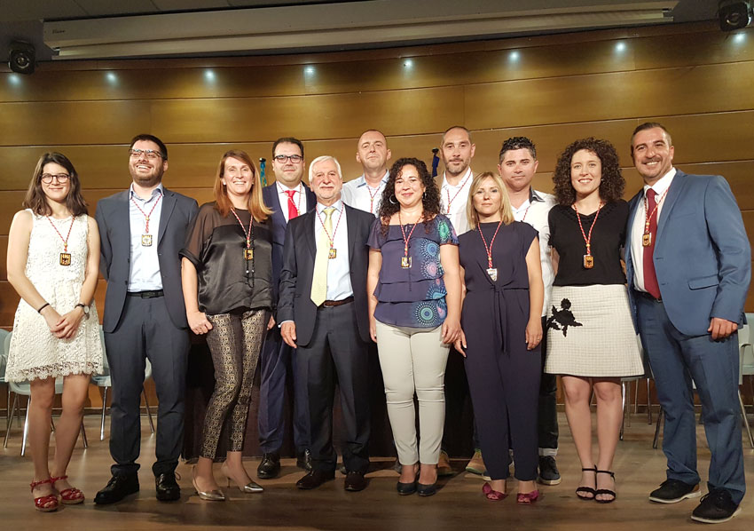 Jaume Llinares da a conocer las competencias de los concejales del equipo de gobierno