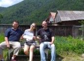 Altea participa en un proyecto de voluntariado en Rumanía