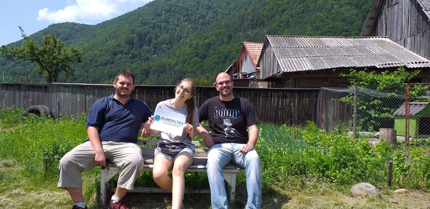 Altea participa en un projecte de voluntariat a Romania