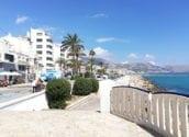 Salen a exposición pública conjunta los proyectos de rehabilitación de la fachada costera de Altea y de remodelación del Paseo del Mediterráneo