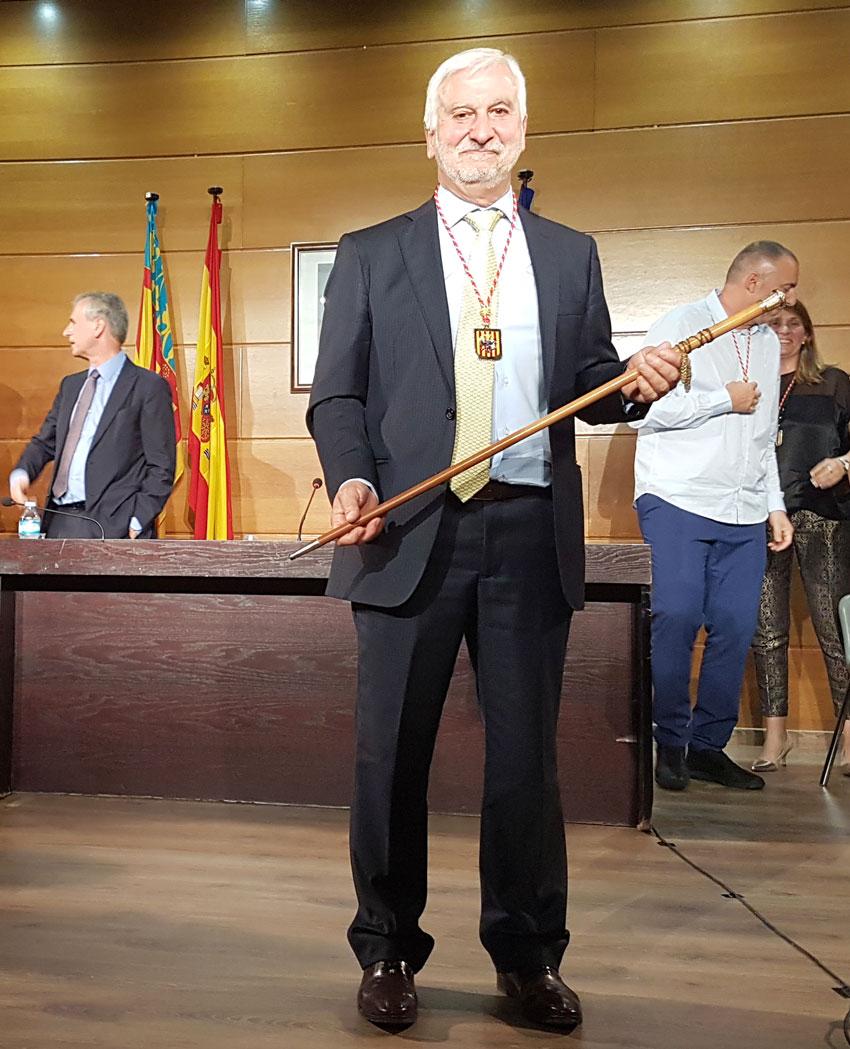 Jaume Llinares reelegit alcalde d'Altea