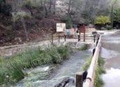 La Setmana Santa deixa en el municipi precipitacions de més de 100l/m2