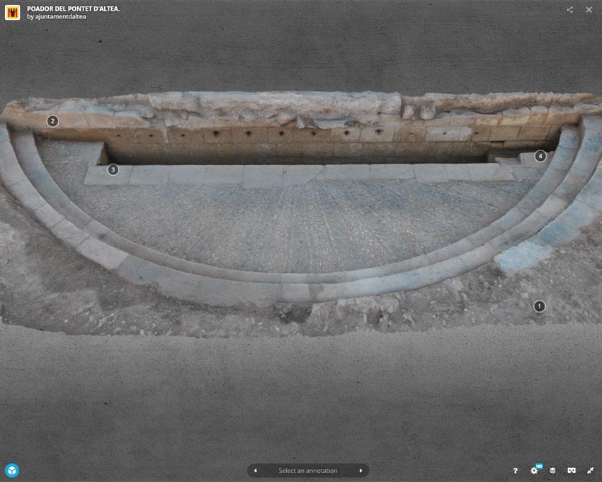 L'Ajuntament d'Altea crea un museu virtual per difondre i visibilitzar el seu patrimoni