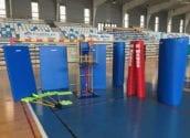 La Ciutat Esportiva renova el material de les seues instal·lacions