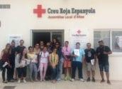 L'Ajuntament dóna suport als cursos formatius de Creu Roja destinats a millorar l'ocupabilitat