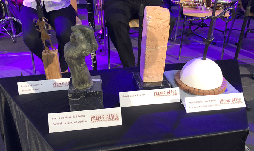 Finalistes del Premi Francesc Martínez i Martínez