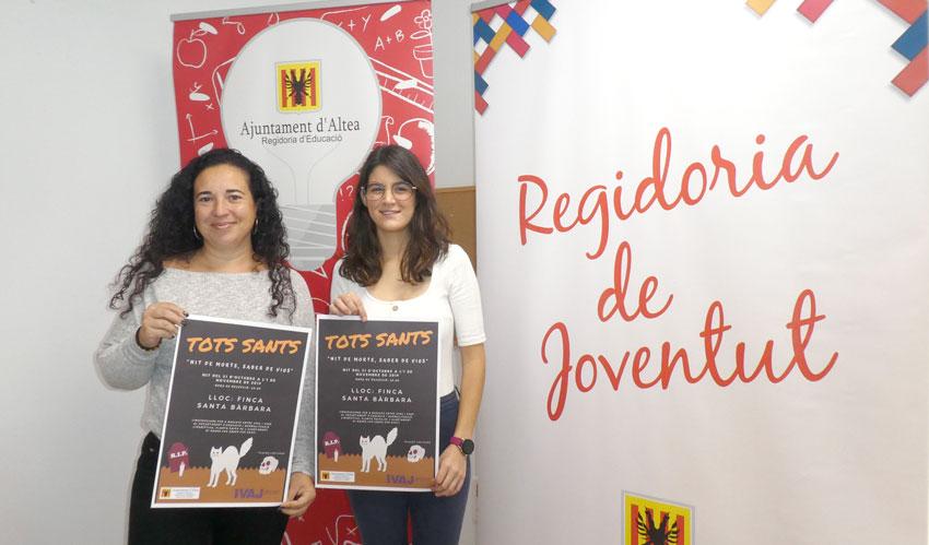 Educación y Juventud proponen la actividad 'Nit de Morts, Saber de Vius' para celebrar Todos los Santos