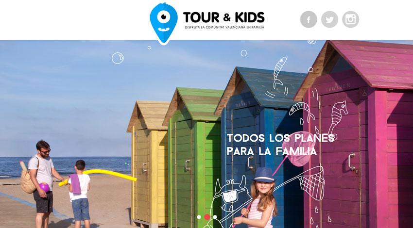 Des de principis de mes Altea forma part de la marca Tour & Kids