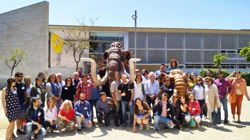 Altea participa en una trobada sobre el projecte europeu URBACT a Viladecans