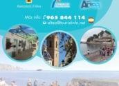 Turismo sigue ofreciendo rutas guiadas gratuitas en los meses de abril, mayo y junio