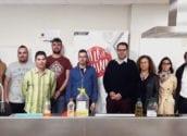 L'Aula de Cuina acull la màster class de Pep Romaní del Màster d'Arrossos de la UA