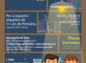 """Torna la """"Nit a la Biblioteca"""" per a xiquets i xiquetes de Primària"""