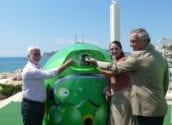 Altea acoge la presentación del Movimiento Banderas Verdes por la sostenibilidad en la Comunitat Valenciana