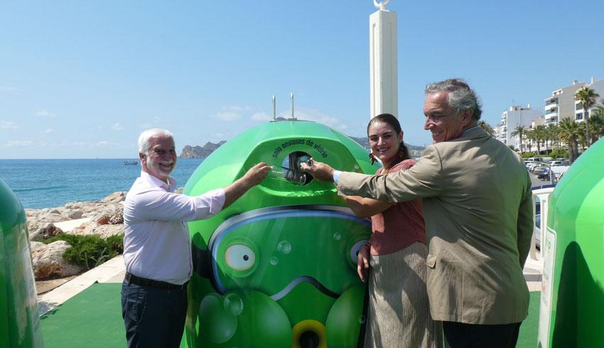 Altea acull la presentació del Moviment Banderes Verdes per la sostenibilitat a la Comunitat Valenciana