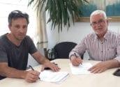 L'Ajuntament i De Amicitia segueixen col·laborant amb la signatura d'un nou conveni