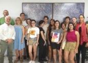 El Alcalde conoce de primera mano la experiencia vivida por los jóvenes alteanos que han participado en Bulgaria en un encuentro sobre la diabetes