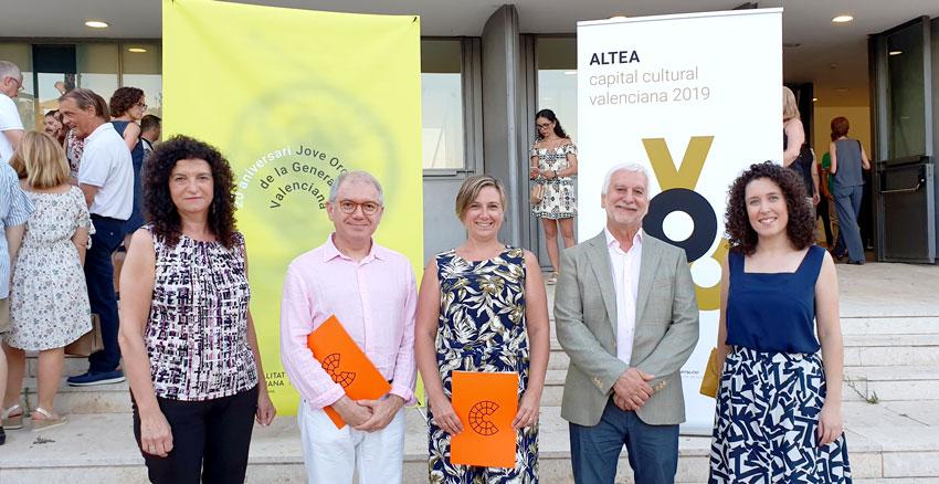 Èxit rotund del primer concert d'Altea com a capital cultural valenciana