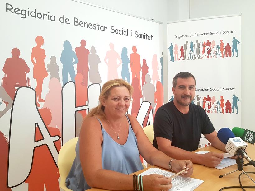 Bienestar Social recibe una ayuda de más de medio millón de euros