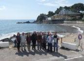 Conselleria de Medi Ambient, a proposta de l'Ajuntament d'Altea, inicia el procediment de protecció com a Monument Natural de l'aflorament volcànic i platja fòssil de la Cala del Soio