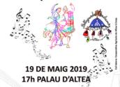 Arriba a Palau Altea la 'Festa de la Música, Dansa i Cançons Tradicionals', el diumenge 19 de maig a les 17:00 hores.
