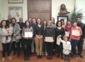 Comerç entrega els premis del concurs artístic 'Compra amb Art'