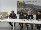 El equipo de gobierno presenta un proyecto de mejora de las instalaciones de la Ciudad Deportiva y de la nueva zona de crecimiento dotacional deportivo