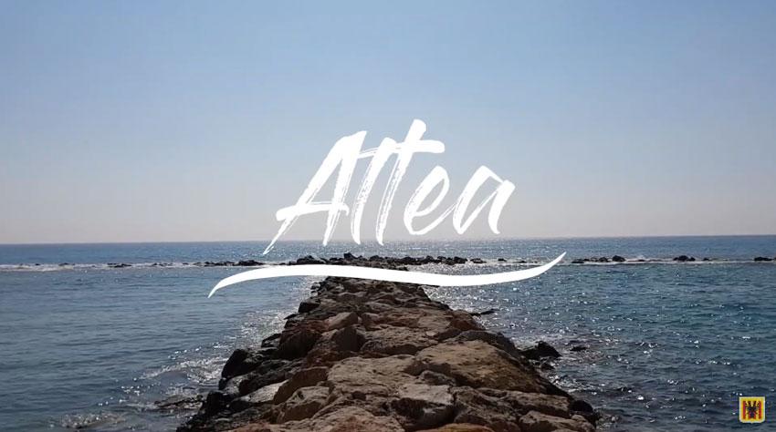Un video reproduce el futuro Paseo del Mediterráneo y la nueva playa