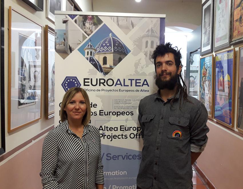 Proyectos Europeos pone en valor el voluntariado a través de URBACT