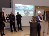 """Antoni Miró inaugura a Altea la seua exposició """"de mar a mar"""""""