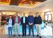 El conseller d'Economia, Rafael Climent, presideix les jornades ''Juguetes pre-show 2019'' celebrades a Altea