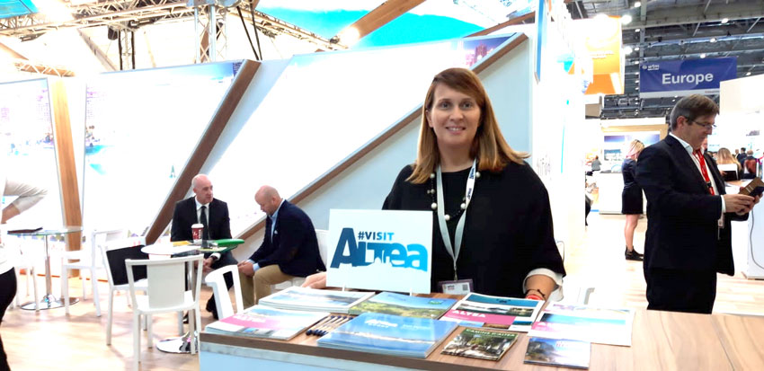 Altea ya está presente en la World Travel Market de Londres