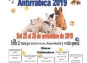 Sanidad anuncia la Campaña de Vacunación Antirrábica 2019