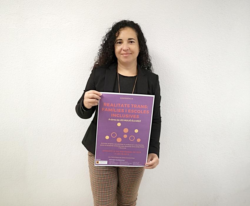 """Educació organitza la conferència """"Realitats Trans: families i escoles inclusives"""""""