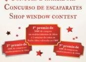 S'obri el termini d'inscripció per participar al concurs d'aparadors de Nadal