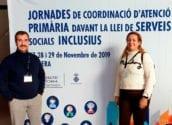 El edil de Bienestar Social asiste a las Jornadas de Coordinación de Atención Primaria ante la Ley de Servicios Sociales Inclusivos