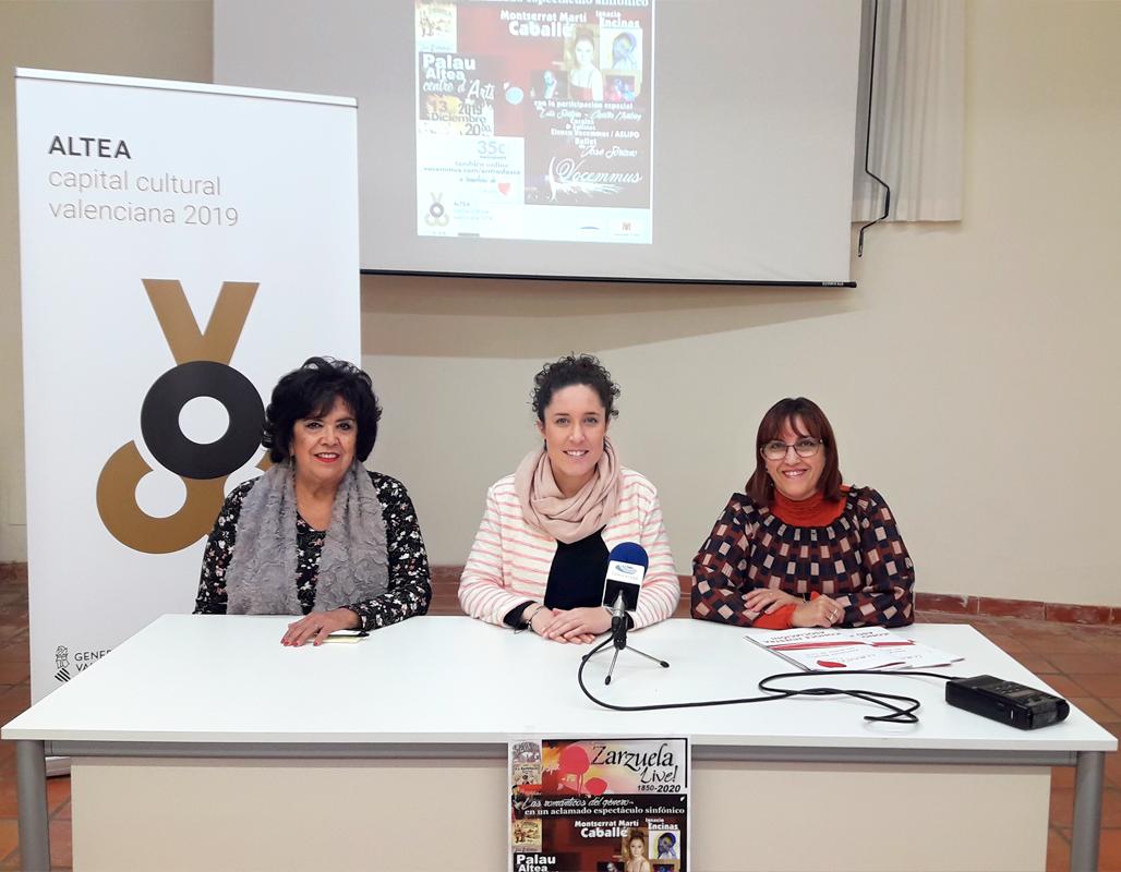 Cultura i Corazón Exprés presenten l'espectacle benèfic Zarzuela Live!