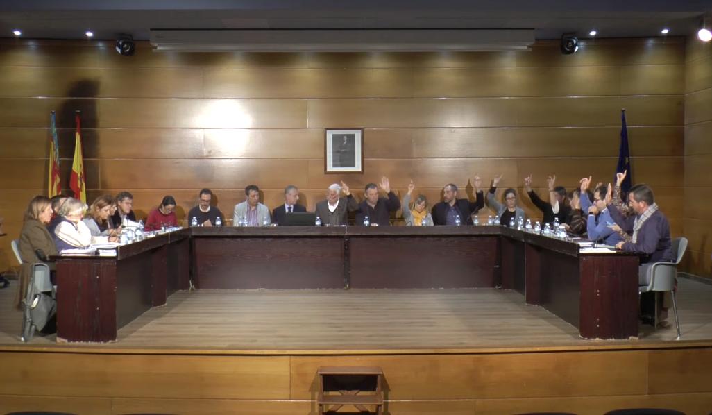 Aprobado el presupuesto municipal para el año 2020