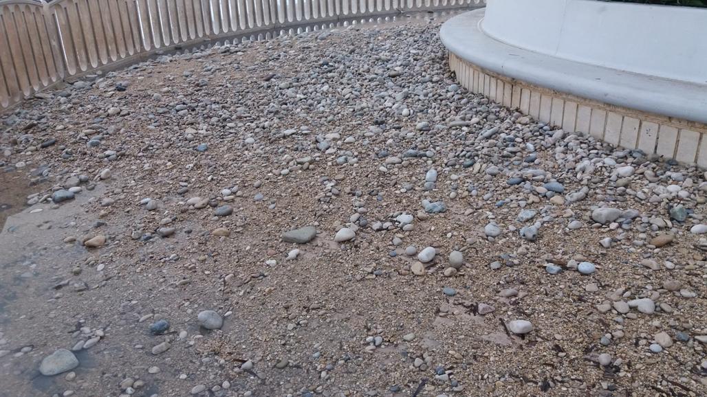 Reparats els desperfectes ocasionats pel temporal de la passada setmana