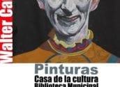Pinturas de Walter Canevaro se inaugura hoy en la Casa de Cultura - BIblioteca Municipal  (C/Pont de Moncau 14). Del 4 de diciembre al 4 de enero.