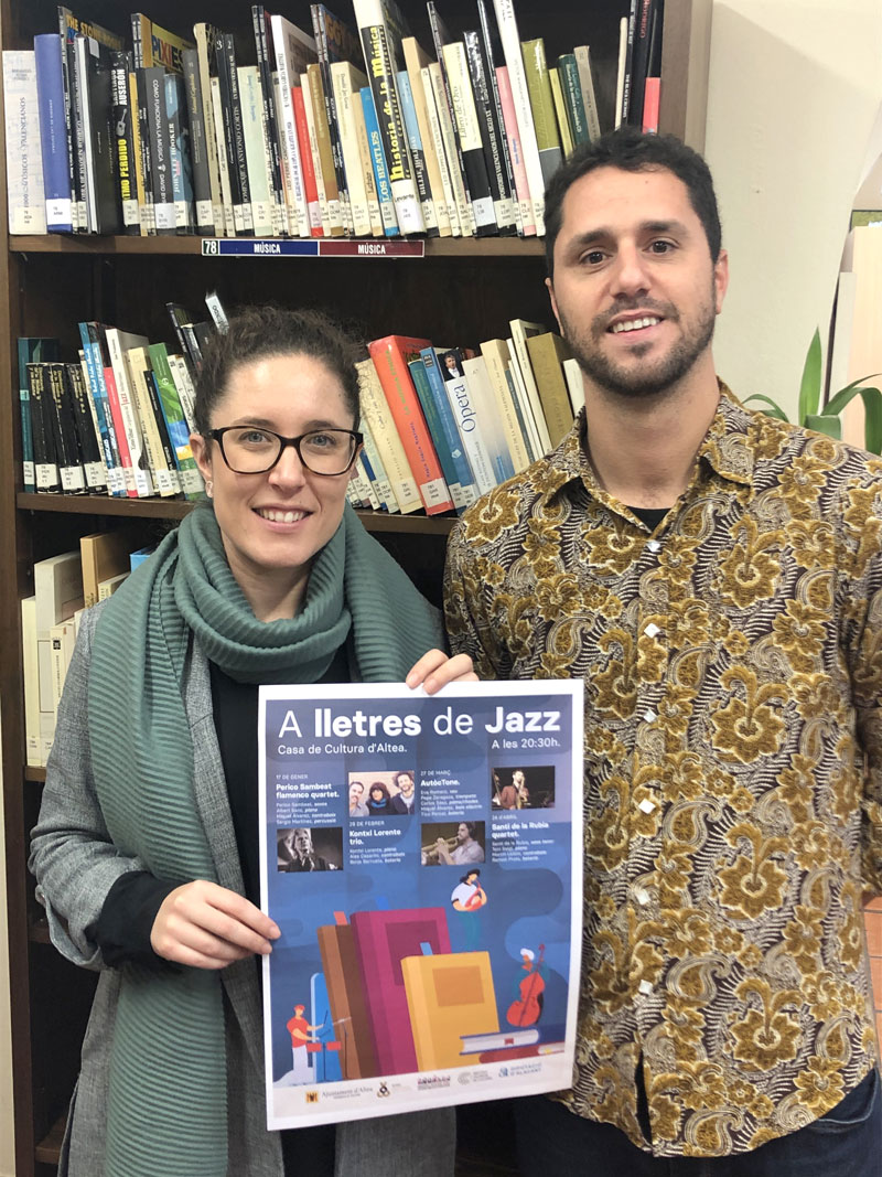 Un nuevo ciclo de jazz amplía la gran oferta cultural y musical de Altea